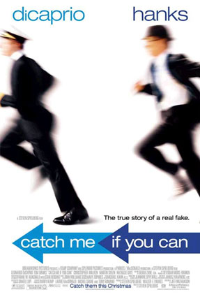 Dreamwork's Catch Me If You Can