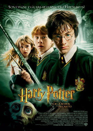 WB's Harry Potter & the Chamber of Secrets
