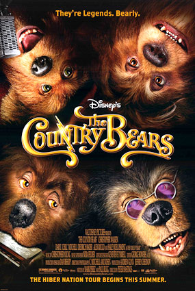 Disney's The Country Bears