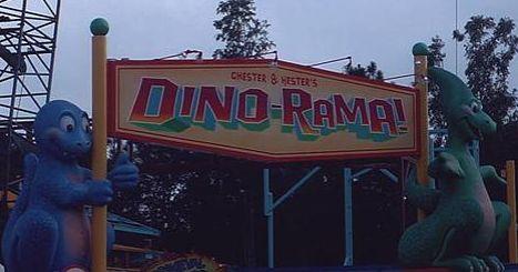 Chester & Hester's Dino-Rama!