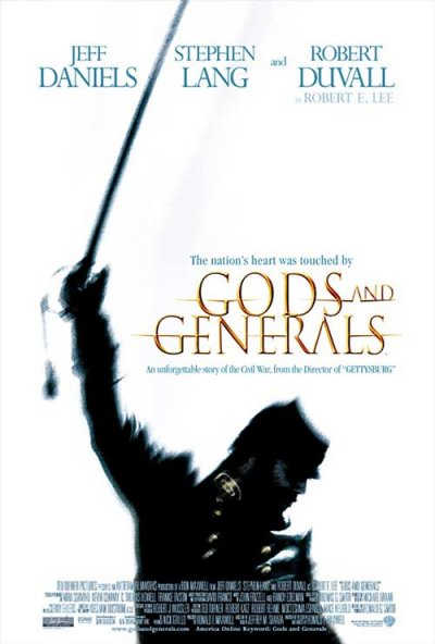 WB's Gods and Generals