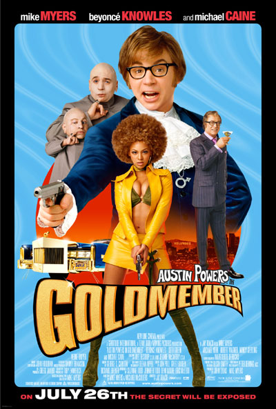 New Line's Austin Powers in Goldmember