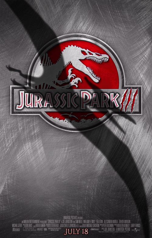 Universal's Jurassic Park III - July 18th, 2001