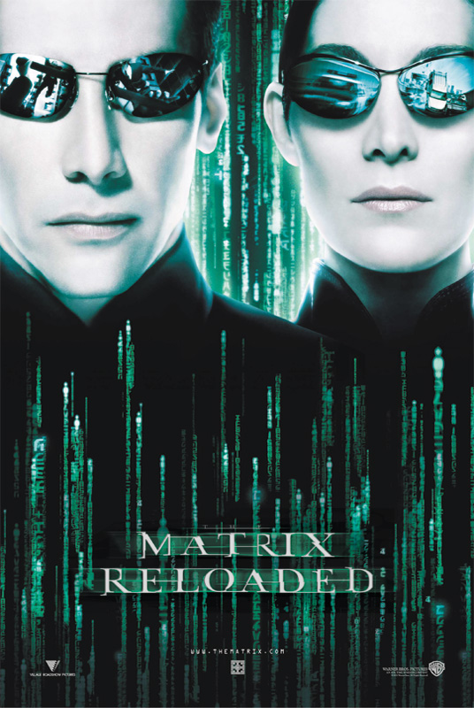 WB's The Matrix Reloaded