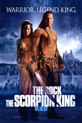 Universal's The Scorpion King