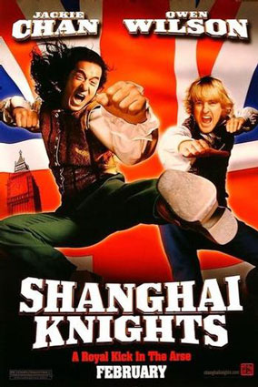 Touchstone Pictures' Shanghai Knights